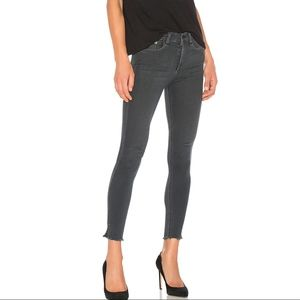 Rag and Bone 10 inch skinny jeans